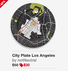 City Plate Los Angeles Image