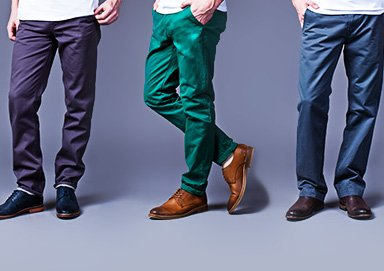 Shop Merry+Bright: Festive Chinos & More