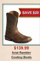 Ariat Rambler Boots