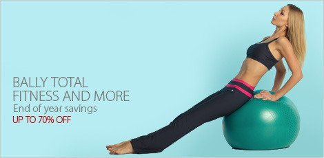 bally total fitness and more