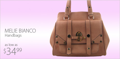 Melie Bianco Handbags