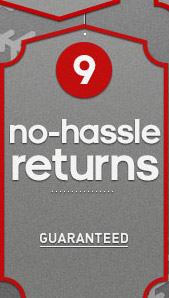 No-Hassle Returns »