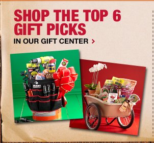 Shop the Gift Center