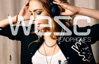 WeSC: Headphones