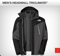MEN'S HEADWALL TRICLIMATE®