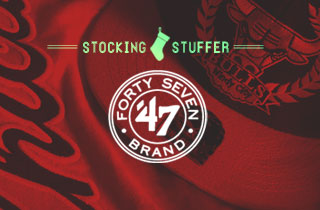 Stocking Stuffer: 47 Brand Hats