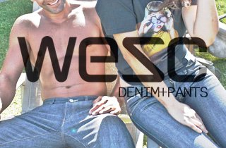 WeSC: Denim & Pants