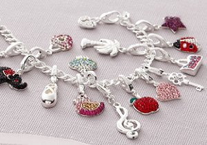 Some of Her Favorite Things: Charms and Bracelets Up to 75% Off