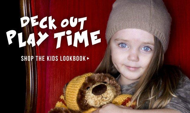 Shop The Kids Lookbook!