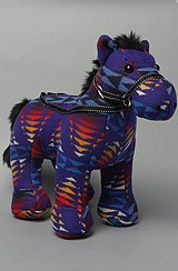 The Franklin Horse Plush