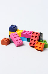 The Stack-A-Doodle Block Crayons