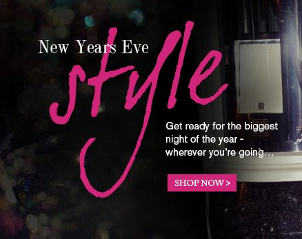 New Years Eve Style