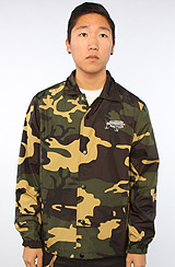 The Shelter Jacket in Deep Wood Camo