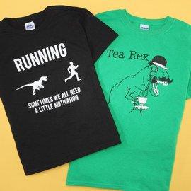 Dino Duds: Boys' Tees