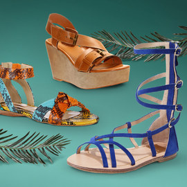 Vacation Getaway: Women's Footwear