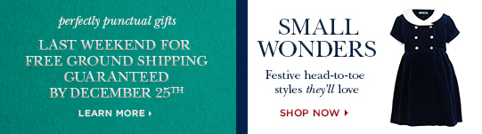 Complimentary holiday gift wrap. Shop now> Meet Matthew our Personal Shopper. Learn more>