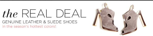 Shop The Real Deal Collection