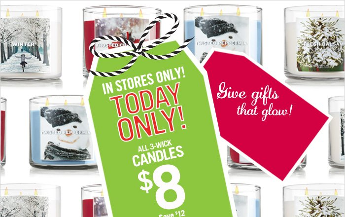 2 for $22 Candles