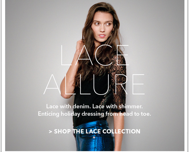 Shop the Lace Collection