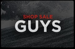 Shop Sale - Guys