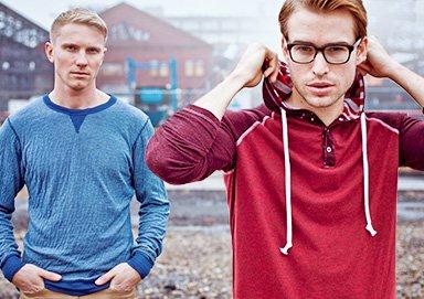 Shop Venley: Hoodies, Crews & Raglans