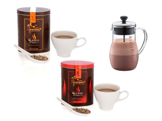 This is real chocolate to drink and it is very addictive too, so I created a great home blend for those who want it all the time.