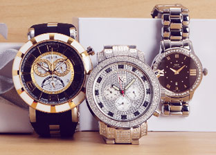 Luxury Watches by Chopard, Elini, Montres de Luxe Milano