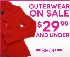 Shop the Outerwear Sale