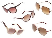 Here's Looking at You Sunglasses by ESCADA & More