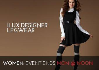 ILUX DESIGNER LEGWEAR - Women