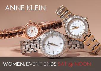 ANNE KLEIN - Watches