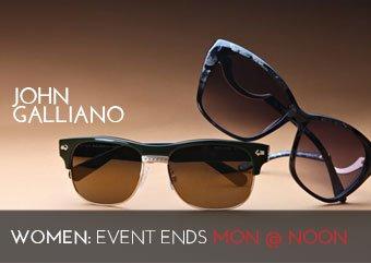 JOHN GALLIANO - Sunglasses