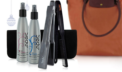 Sedu Flat Iron Set