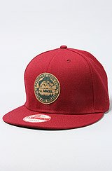 The Catch & Release Hat in Red
