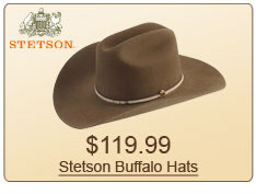Stetson Buffalo