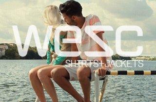 WeSC: Shirts & Jackets