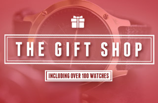 The Gift Shop: Including Over 100 Watches