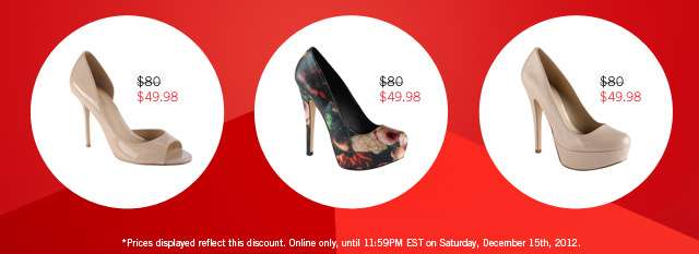 2-DAY ONLINE EXCLUSIVE SALE!