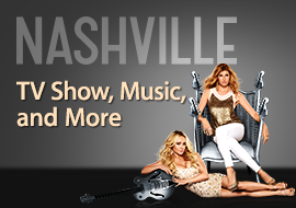 Nashville - TV Show, Music & More