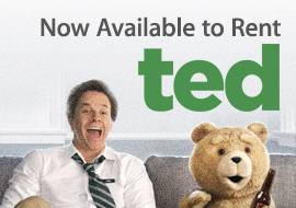 Ted (Unrated) - Now Available to Rent