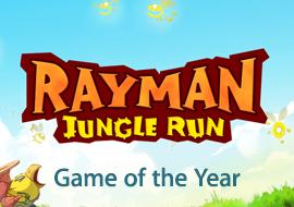 Game of the Year: Rayman Jungle Run