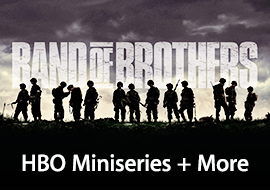 Band of Brothers - HBO Miniseries + More