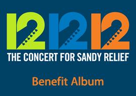 Robin Hood Hurricane Sandy Relief Album