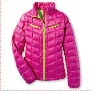 Sleek Down Jacket ›