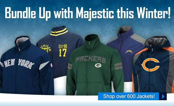 Bundle Up with Majestic this Winter
