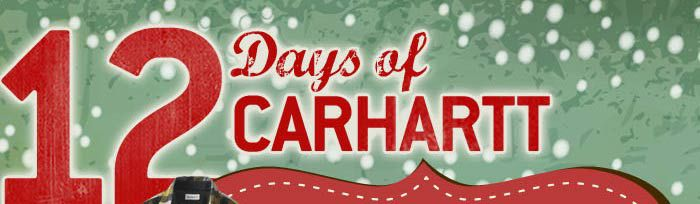 12 Days of Carhartt