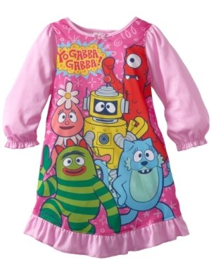 Yo Gabba and Friends <br/>Night Gown
