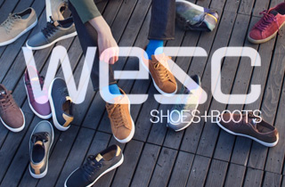 WeSC: Shoes & Boots