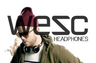 WeSC: Headphones