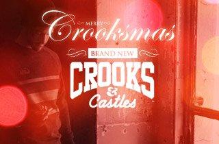 Merry Crooksmas: Brand New Crooks & Castles